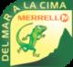 Merrell Del Mar A La Cima Logo